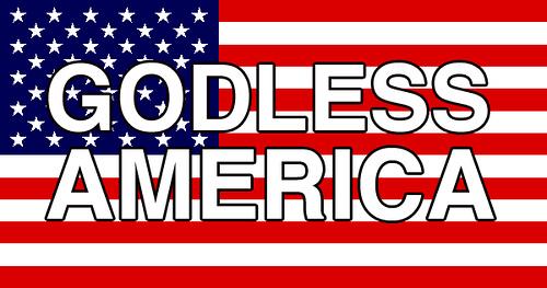 godless america